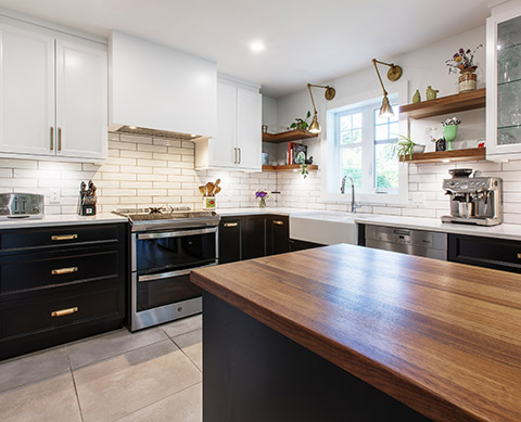Kitchen and bathroom manufacturer | Cuisines Beauregard