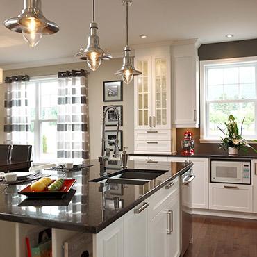Comptoirs cuisine granit cuisines beauregard - Contoire de cuisine ...