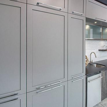 Armoires de cuisine en mdf for Armoire cuisine granby