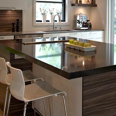 Quartz Kitchen Countertops Cuisines Beauregard