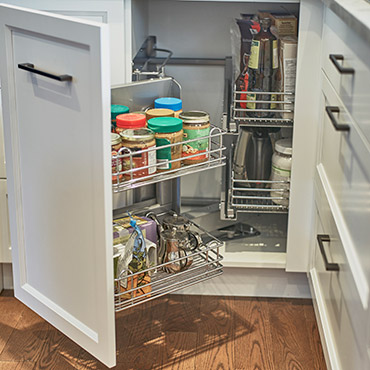 Cuisines Beauregard | Storage systems