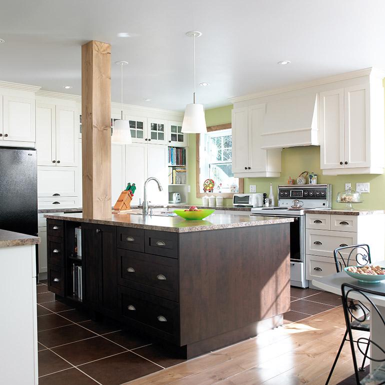fabricant de cuisines cuisines beauregard. Black Bedroom Furniture Sets. Home Design Ideas