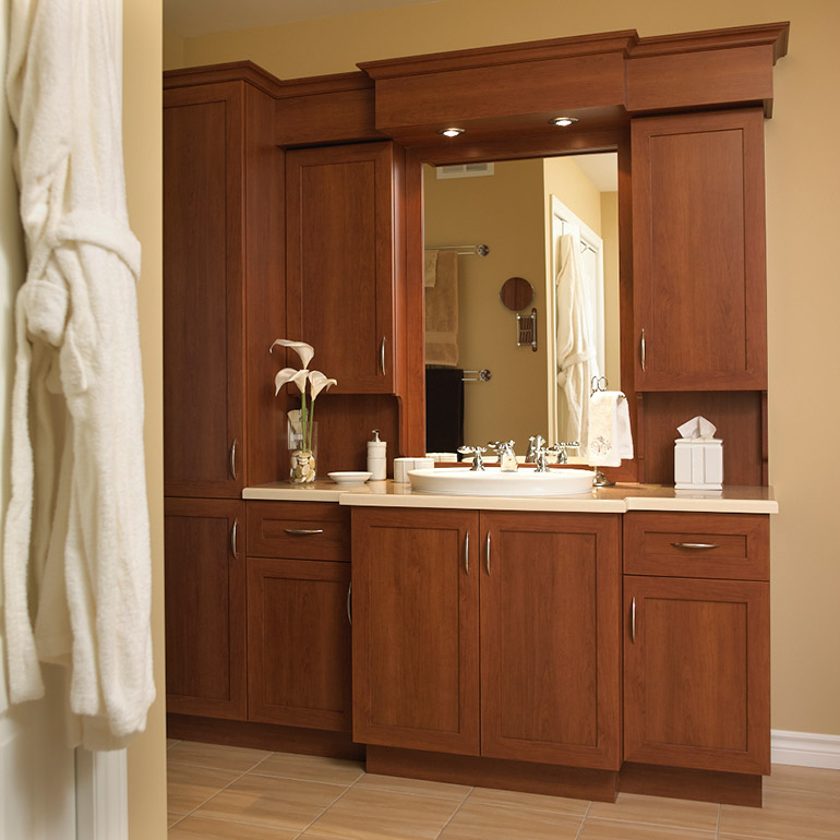 Fabricant de salles de bain cuisines beauregard for Armoire douche