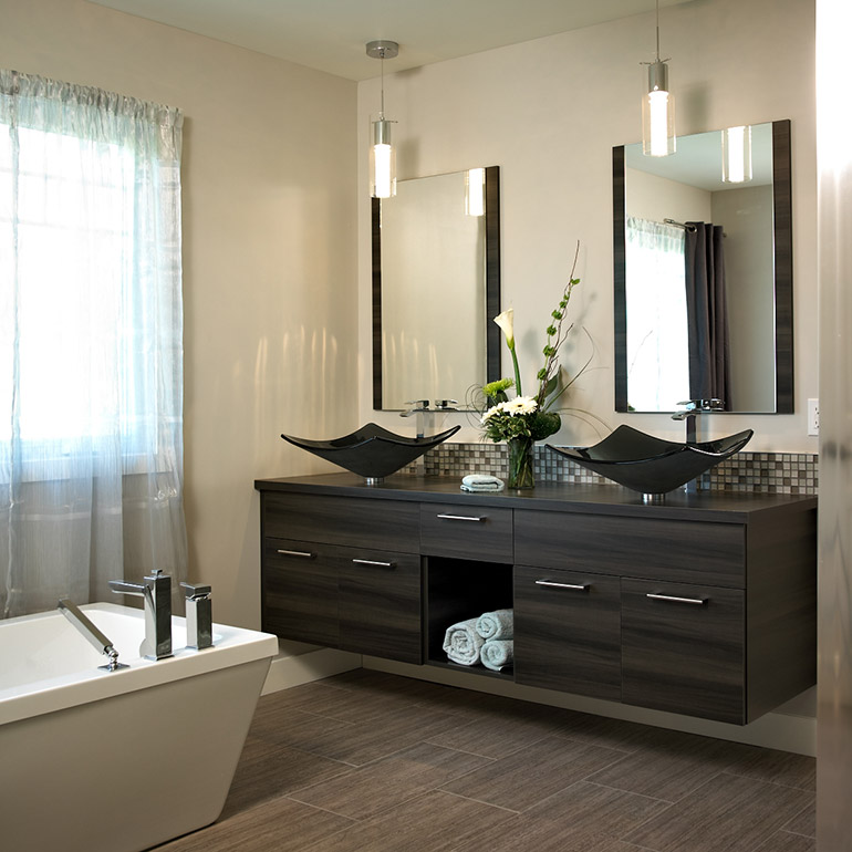fabricant de salles de bain cuisines beauregard. Black Bedroom Furniture Sets. Home Design Ideas