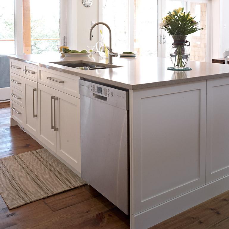 Cuisines beauregard cuisine r alisation 284 armoires for Style de cuisine design