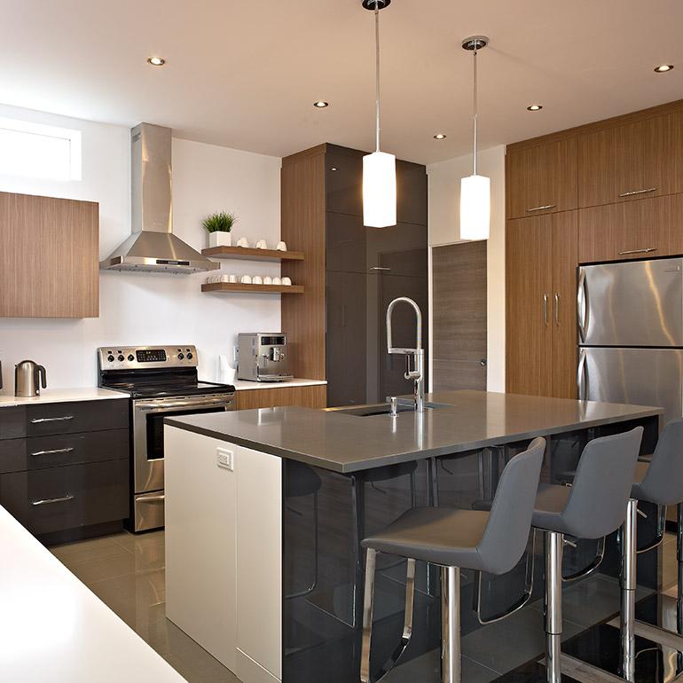 Cuisines beauregard cuisine r alisation 315 cuisine for Decoration cuisine urbaine