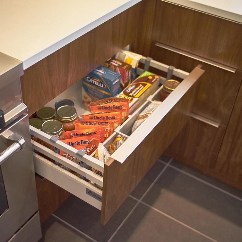 Best rangement orgaline dans un grand tiroir avec le for Rangement couverts tiroir cuisine