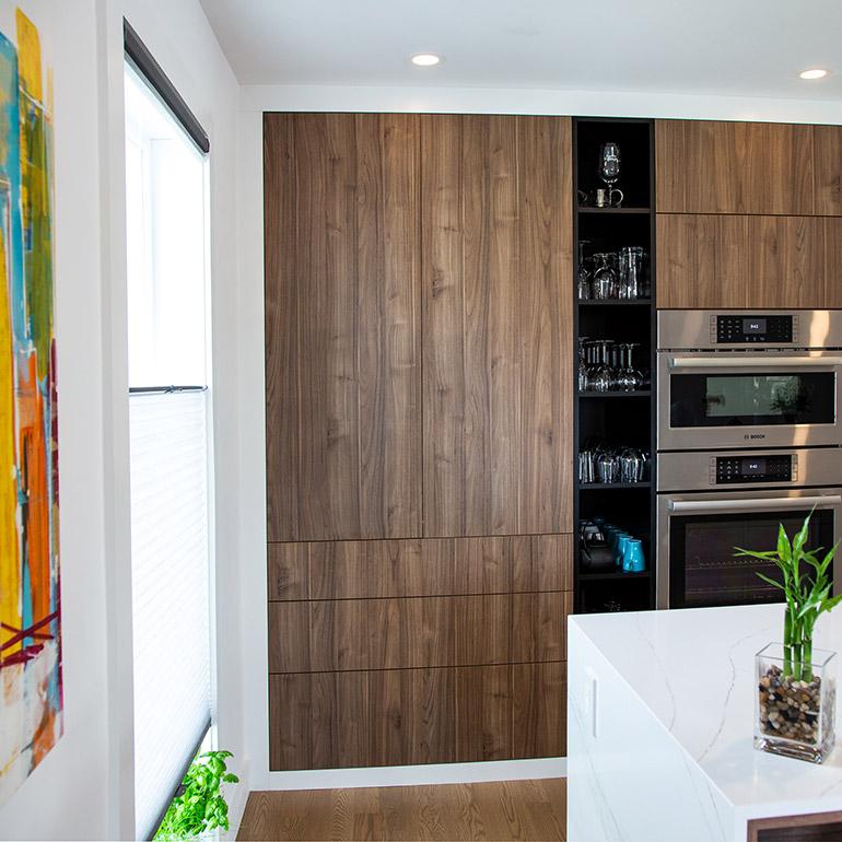Cuisines Beauregard Kitchen Cabinets Project 368 Urban Style