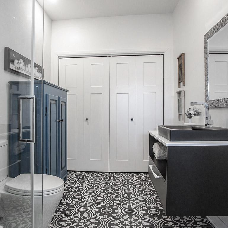 Cuisines Beauregard | Armoires de salle de bain contemporaine ...