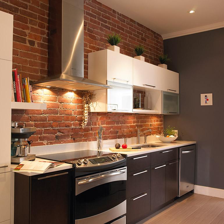 Comptoir bois cuisine comptoir bois cuisine with comptoir for Tables de bloc de boucher de cuisine ikea