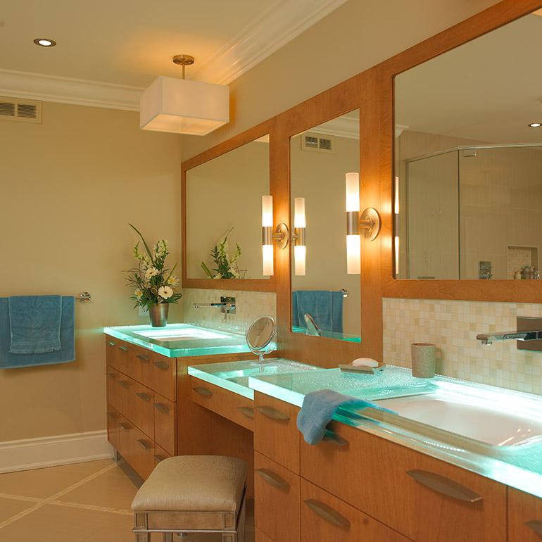 Fabricant de salles de bain cuisines beauregard - Lingerie salle de bain ...