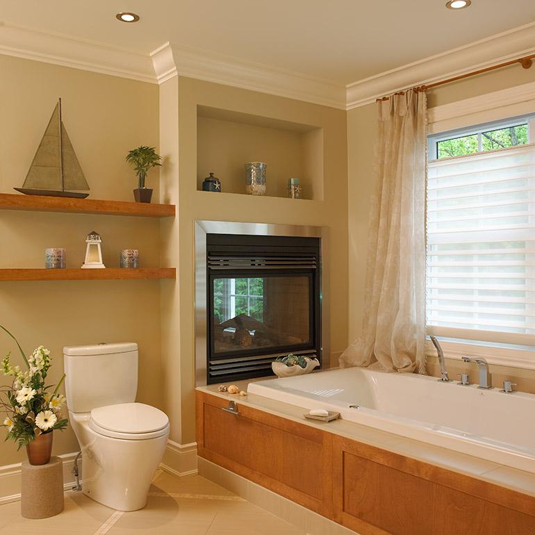 cuisines beauregard salle de bain r alisation 215. Black Bedroom Furniture Sets. Home Design Ideas