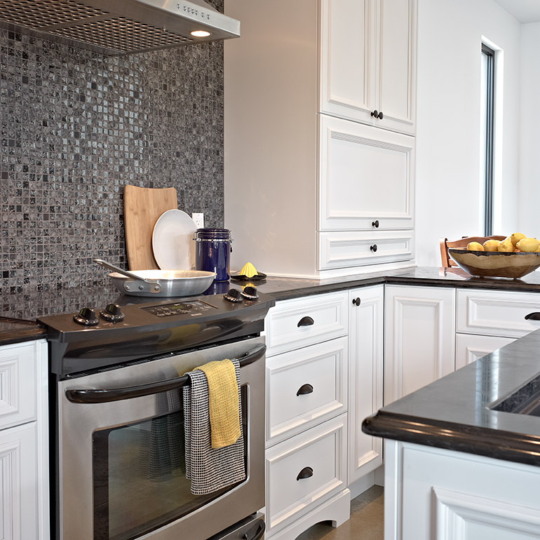 Cuisines Beauregard | Plentiful storage space